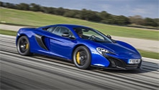 McLaren 650S Coupe Alloy Wheels and Tyre Packages.