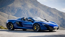 McLaren 650S Spider Alloy Wheels and Tyre Packages.