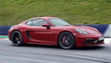 Porsche Cayman/Boxster 718 Alloy Wheels and Tyre Packages.