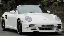 Porsche 911 (Type 997) Alloy Wheels and Tyre Packages.