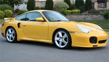 Porsche 911 (996) Alloy Wheels and Tyre Packages.
