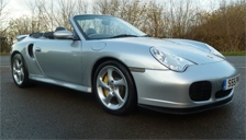 Porsche 911 (Type 996) Alloy Wheels