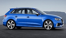 Audi RS3 Alloy Wheels and Tyre Packages.