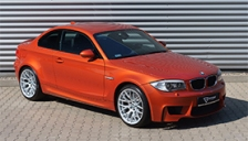 BMW 1M Coupe Alloy Wheels and Tyre Packages.