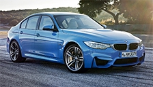 BMW M3 Alloy Wheels and Tyre Packages.