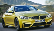 BMW M4 Alloy Wheels and Tyre Packages.