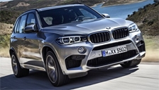 BMW X5 Alloy Wheels and Tyre Packages.