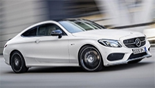 Mercedes C43 AMG Coupe Alloy Wheels and Tyre Packages.