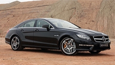 Mercedes CLS63 AMG Alloy Wheels and Tyre Packages.