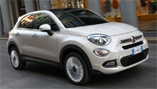 Fiat 500X Alloy Wheels and Tyre Packages.