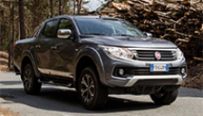 Fiat Fullback Alloy Wheels and Tyre Packages.