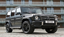 Mercedes G Class (AMG) Alloy Wheels and Tyre Packages.
