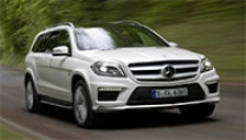 Mercedes GL63 AMG Alloy Wheels and Tyre Packages.