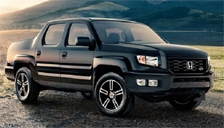 Honda Ridgeline Alloy Wheels and Tyre Packages.
