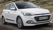 Hyundai i20 Alloy Wheels and Tyre Packages.