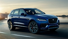 Jaguar F Pace Alloy Wheels and Tyre Packages.