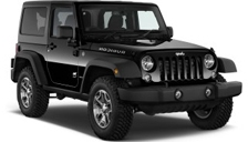 Jeep Wrangler Alloy Wheels and Tyre Packages.