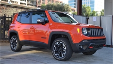 Jeep Renegade Alloy Wheels and Tyre Packages.
