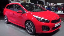 Kia Cee D Sport Wagon Alloy Wheels