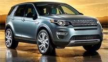 Land Rover Discovery Sport Alloy Wheels