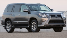 Lexus GX 460 Alloy Wheels and Tyre Packages.