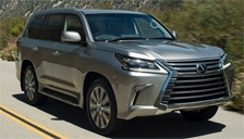 Lexus LX 470 Alloy Wheels and Tyre Packages.