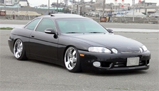 Lexus Soarer Alloy Wheels and Tyre Packages.