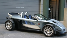Lotus 340 R Alloy Wheels and Tyre Packages.