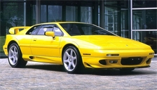 Lotus Esprit Alloy Wheels and Tyre Packages.