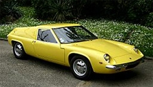 Lotus Europa Alloy Wheels and Tyre Packages.