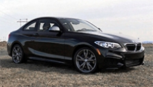 BMW M235i/240i Alloy Wheels and Tyre Packages.