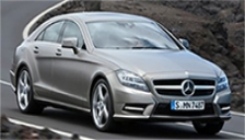 Mercedes CLS Alloy Wheels and Tyre Packages.
