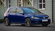 Volkswagen Golf R Alloy Wheels and Tyre Packages.