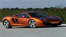 McLaren MP4-12C Alloy Wheels and Tyre Packages.
