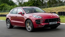 Porsche Macan Turbo Alloy Wheels and Tyre Packages.