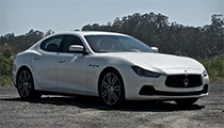 Maserati Ghibli Alloy Wheels and Tyre Packages.