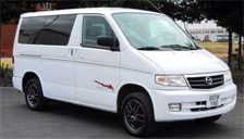 Mazda Bongo Alloy Wheels and Tyre Packages.