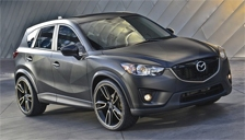Mazda CX 9 Alloy Wheels and Tyre Packages.