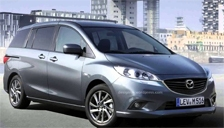 Mazda MPV Alloy Wheels and Tyre Packages.
