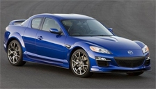 Mazda RX 8 Alloy Wheels and Tyre Packages.
