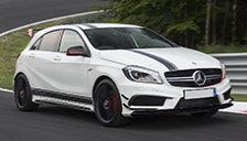 Mercedes A Class (AMG) Alloy Wheels and Tyre Packages.