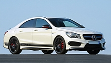 Mercedes CLA45 AMG Alloy Wheels and Tyre Packages.
