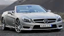Mercedes SL Class Alloy Wheels and Tyre Packages.