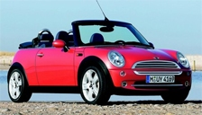 Mini Cabriolet Alloy Wheels and Tyre Packages.