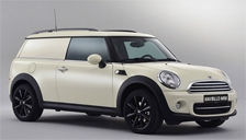 Mini Clubvan Alloy Wheels and Tyre Packages.