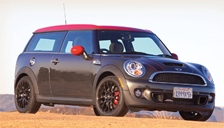 Mini Clubman JCW Alloy Wheels and Tyre Packages.