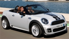 Mini Roadster Alloy Wheels and Tyre Packages.