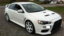 Mitsubishi Lancer Evolution Alloy Wheels and Tyre Packages.