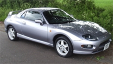 Mitsubishi FTO Alloy Wheels and Tyre Packages.