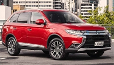 Mitsubishi Outlander Alloy Wheels and Tyre Packages.